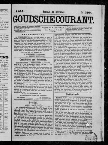 Goudsche Courant 1865-12-24