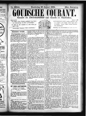 Goudsche Courant 1908-01-23