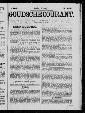 Goudsche Courant 1867-06-09