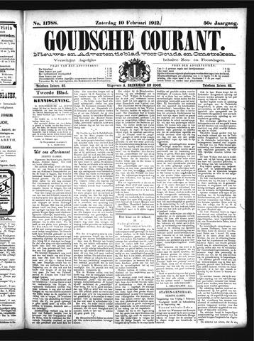 Goudsche Courant 1912-02-10