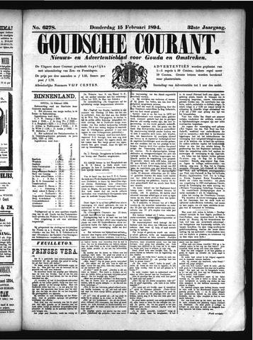Goudsche Courant 1894-02-15