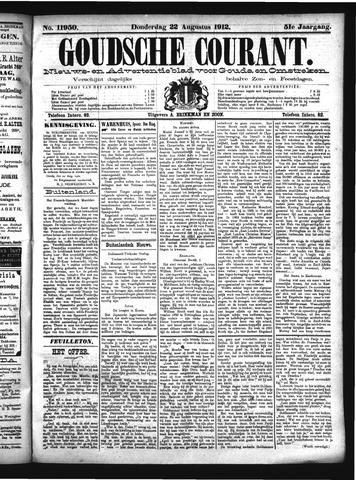 Goudsche Courant 1912-08-22