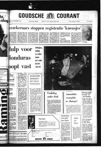 Goudsche Courant 1974-09-25