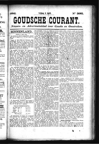 Goudsche Courant 1884-04-04