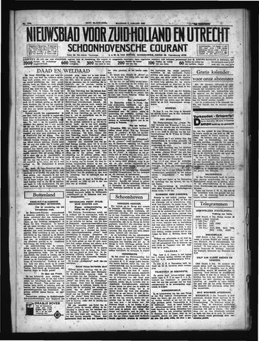 Schoonhovensche Courant 1937-01-04