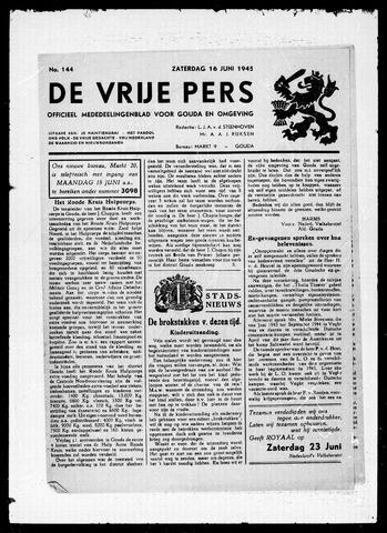 De Vrije Pers 1945-06-16