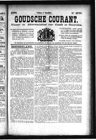 Goudsche Courant 1888-11-02