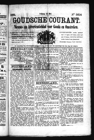Goudsche Courant 1881-05-27
