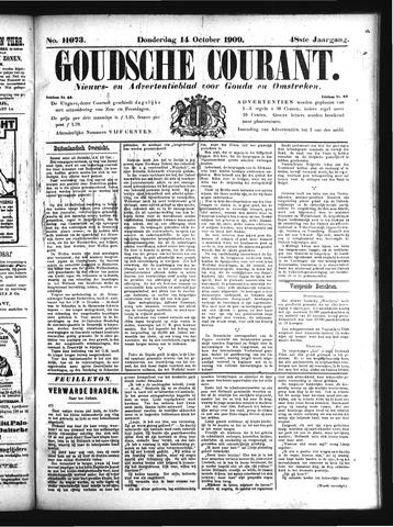 Goudsche Courant 1909-10-14