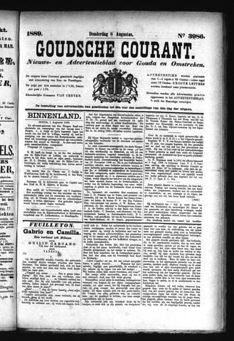 Goudsche Courant 1889-08-08