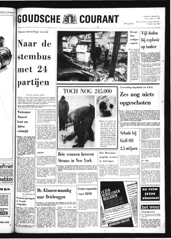 Goudsche Courant 1971-03-16