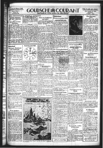 Goudsche Courant 1943-03-27