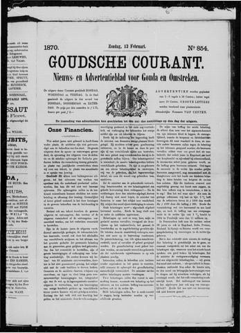 Goudsche Courant 1870-02-13
