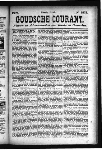 Goudsche Courant 1887-07-13