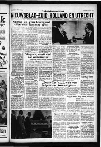 Schoonhovensche Courant 1961-10-09