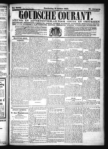 Goudsche Courant 1922-10-19