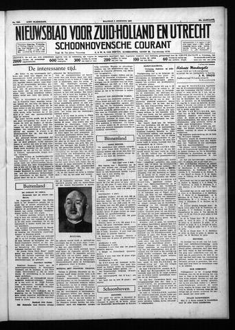 Schoonhovensche Courant 1937-08-02
