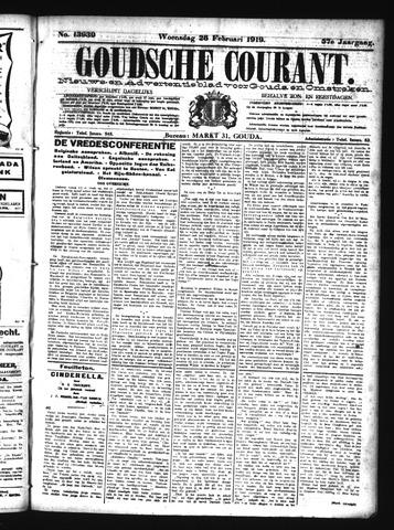 Goudsche Courant 1919-02-26
