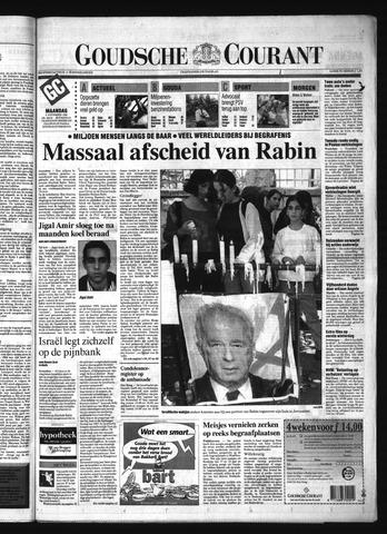 Goudsche Courant 1995-11-06