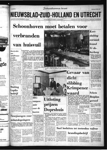 Schoonhovensche Courant 1973-10-22