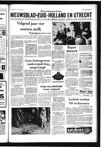 Schoonhovensche Courant 1971-06-16