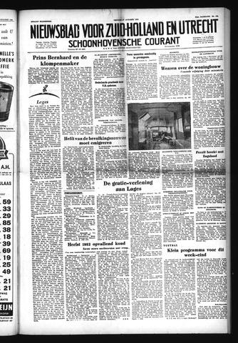 Schoonhovensche Courant 1952-10-17
