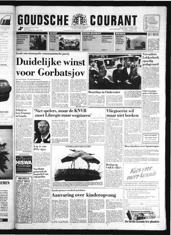 Goudsche Courant 1990-03-14