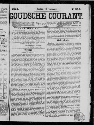 Goudsche Courant 1864-09-11
