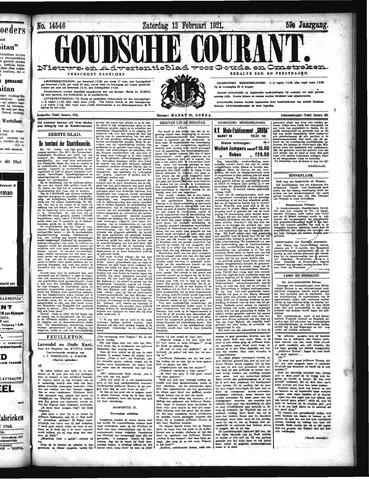 Goudsche Courant 1921-02-12