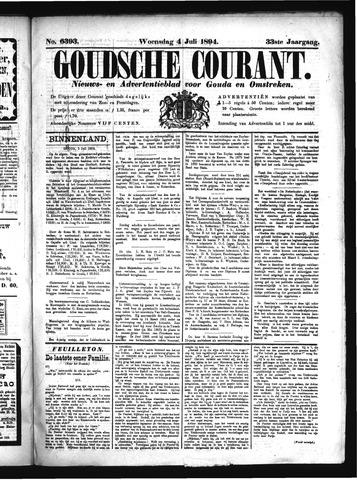Goudsche Courant 1894-07-04