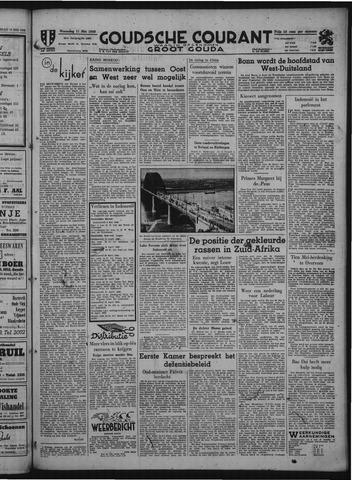 Goudsche Courant 1949-05-11