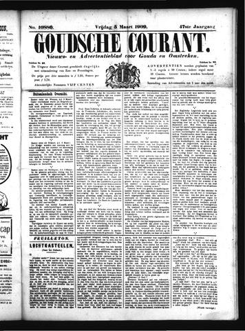 Goudsche Courant 1909-03-05
