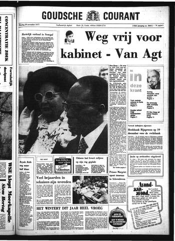 Goudsche Courant 1977-11-29