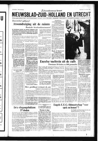 Schoonhovensche Courant 1967-11-06