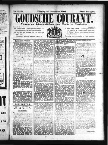 Goudsche Courant 1909-11-30
