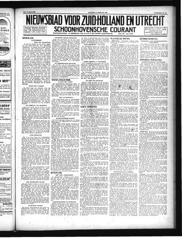 Schoonhovensche Courant 1947-02-17