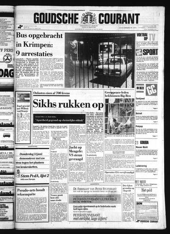 Goudsche Courant 1984-06-12