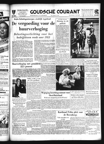 Goudsche Courant 1953-06-13