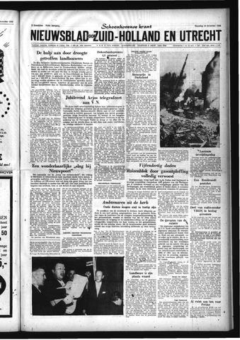 Schoonhovensche Courant 1959-12-14
