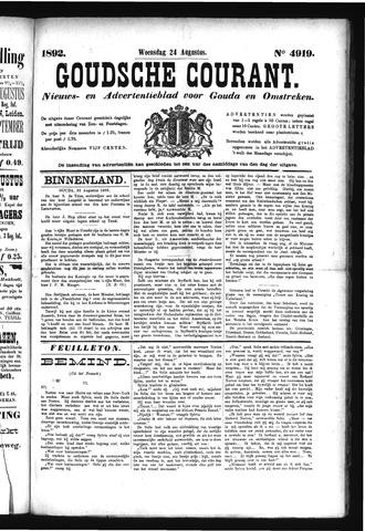 Goudsche Courant 1892-08-24