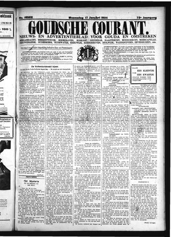 Goudsche Courant 1934-01-17