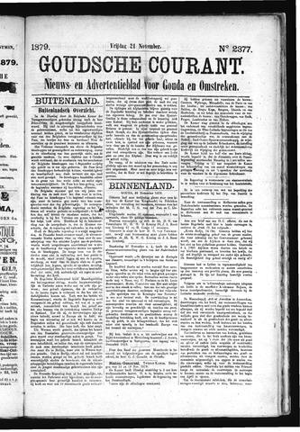 Goudsche Courant 1879-11-21
