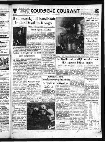 Goudsche Courant 1961-01-17