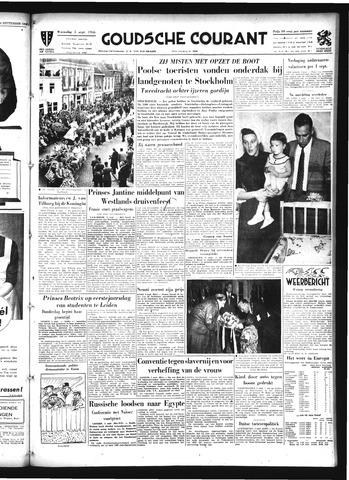Goudsche Courant 1956-09-05