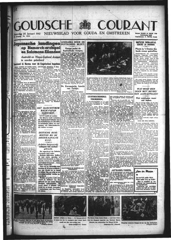 Goudsche Courant 1942-01-24