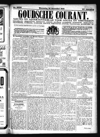 Goudsche Courant 1925-12-30