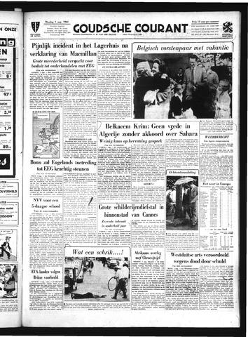 Goudsche Courant 1961-08-01