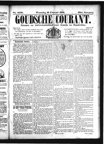 Goudsche Courant 1910-02-16
