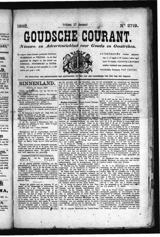 Goudsche Courant 1882-01-27