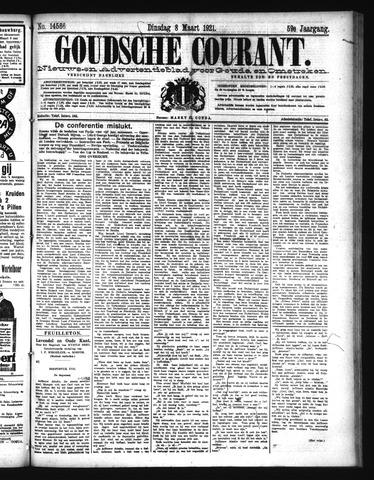 Goudsche Courant 1921-03-08